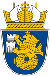 minucipality of burgas government logo