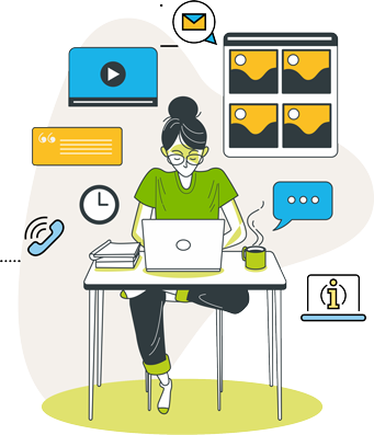customer centered approach with the live chat alternative