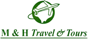 m&h travel and tours logo live chat alternative