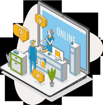 monitor reception performance live chat alternative
