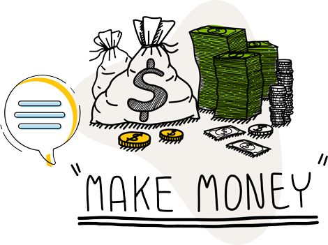 get more leads from your website make more money