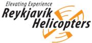 reykjavik helicopters company logo image