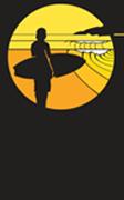 stoked school of surf logo